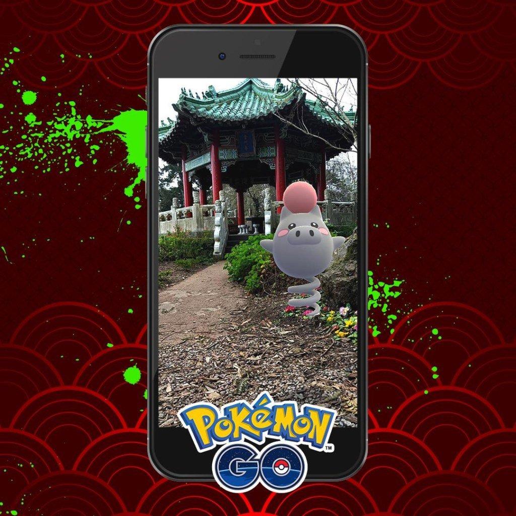 Pokémon GO podría dejar capturar a Smeargle muy pronto