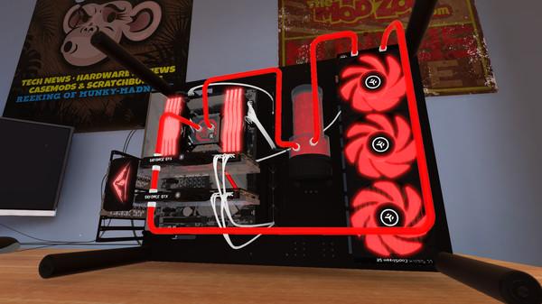 PC Building Simulator 32423