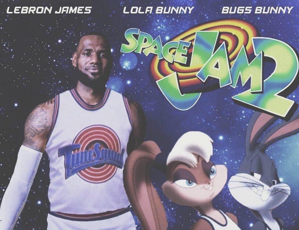 Iron Galaxy sueña con un videojuego de Space Jam 2