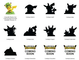 Funko podría dejar entrever el lanzamiento del próximo Pokémon