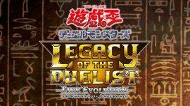 Se anuncia Yu-gi-oh!: Legacy of the Duelist para Nintendo Switch