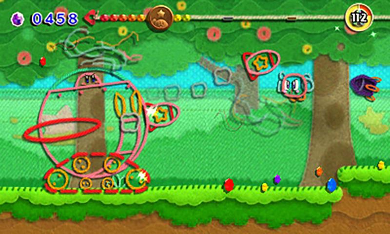 Más Kirby en el Reino de los Hilos 32423324