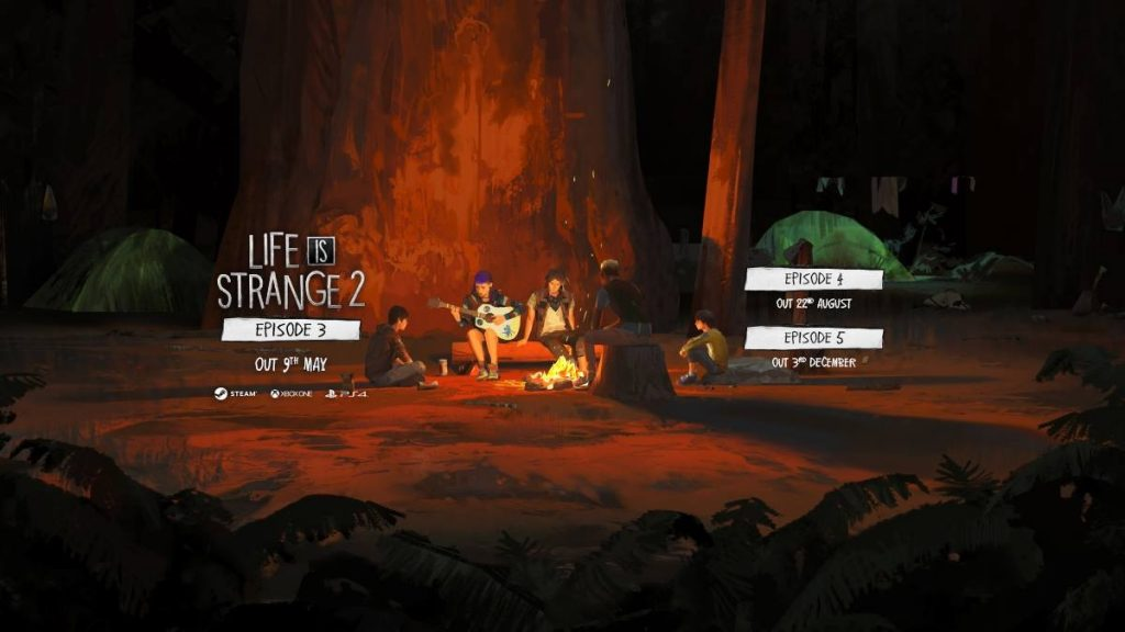 Life is Strange 2 episodio 3
