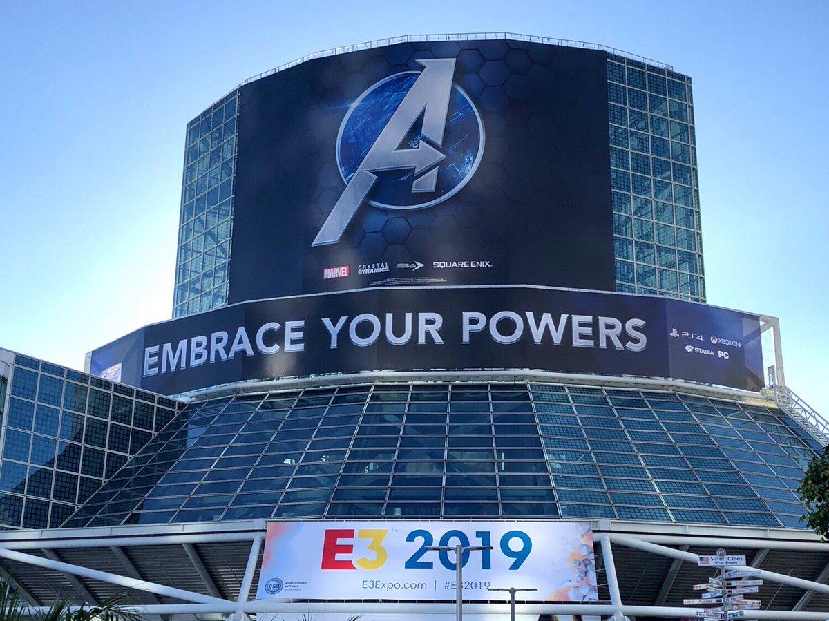 Marvel Avenger's confirma plataformas de lanzamiento