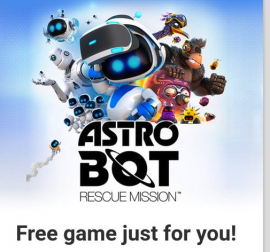 astrobot rescue