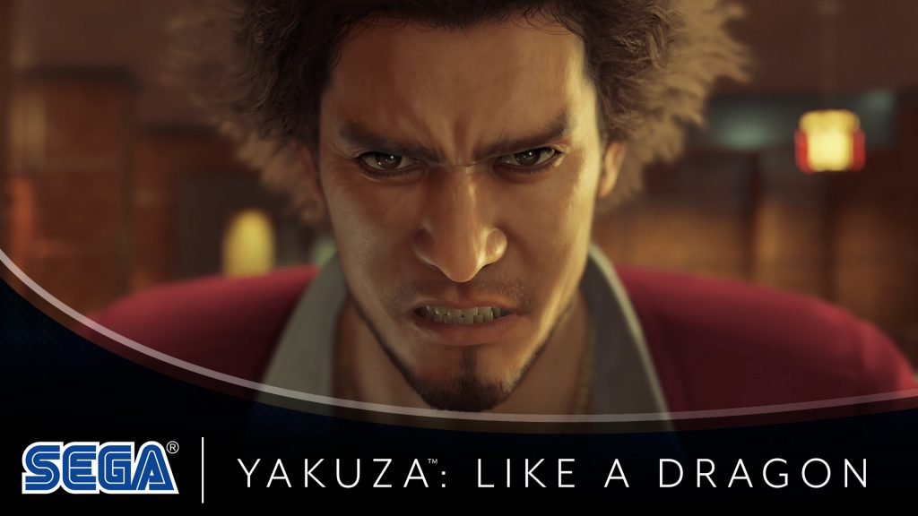 yakuza dragon