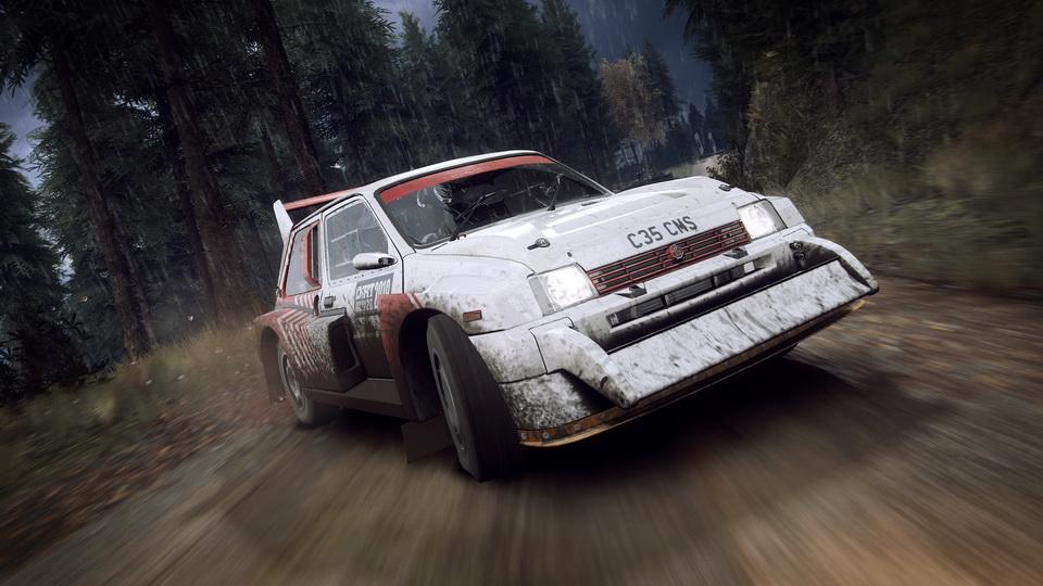 dirt rally mcrae