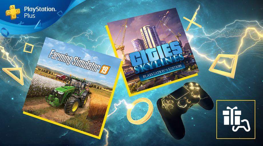 Anunciados los juegos de Playstation Plus mayo