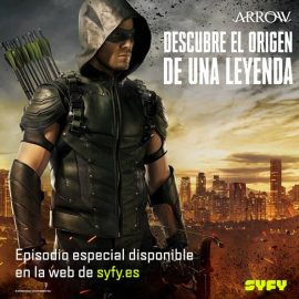 episodio especial de arrow