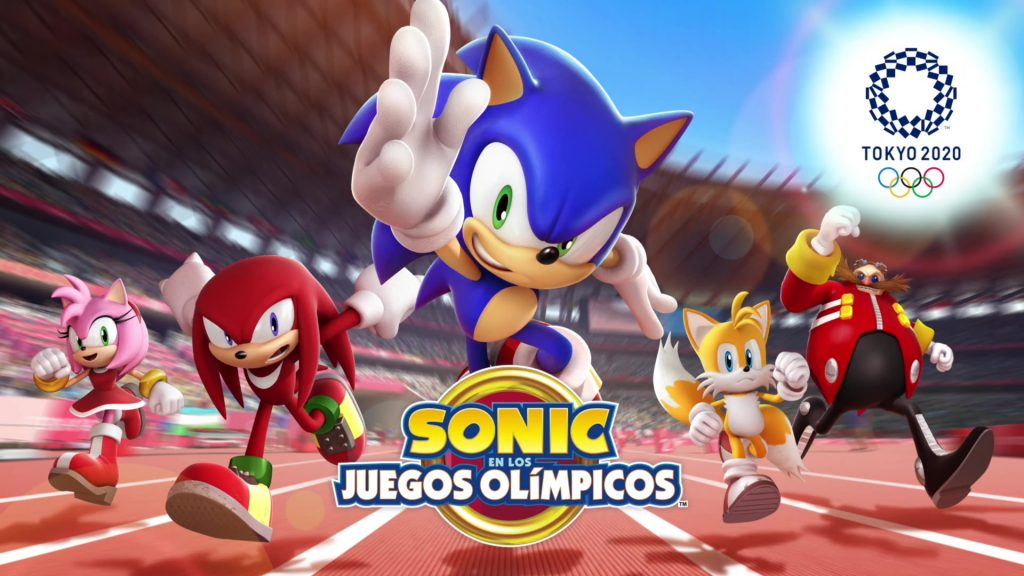 sonic y los juegos olimpicos