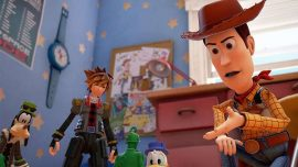 kingdom hearts serie