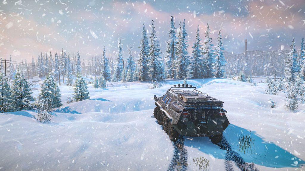 snowrunner 2
