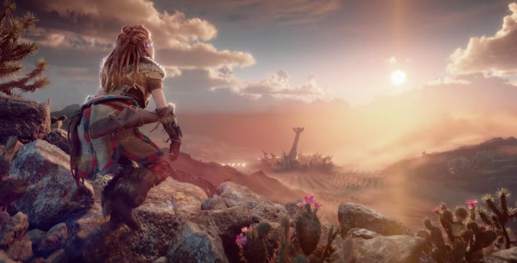 Horizon: Forbidden West se lanzara en PlayStation 5