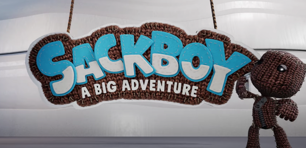 Se presenta Sackboy: A Big Adventure para PS5