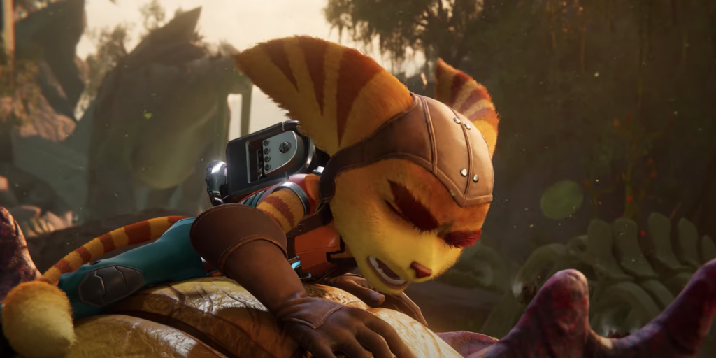 Ratchet and Clank Rift Apart se luce en su gameplay de presentacion