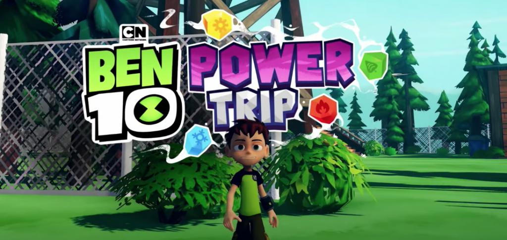 ben 10 power trip