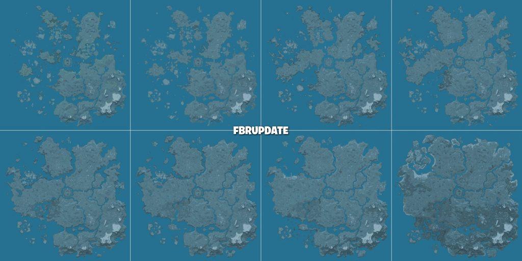 fortnite mapa