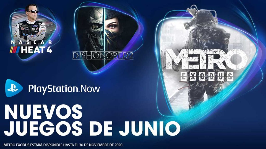 playstation now junio