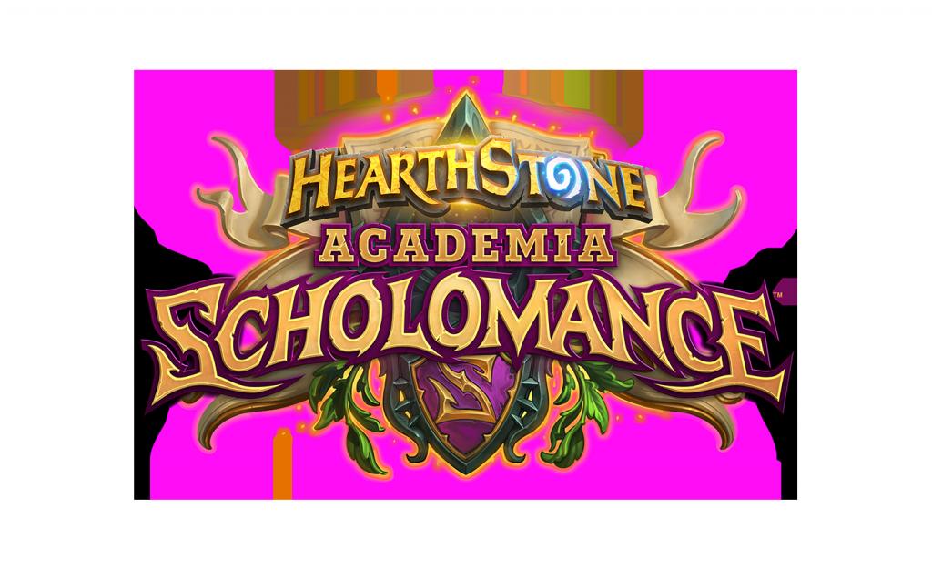hearthstone academia scholomance