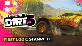 dirt 5 stampede