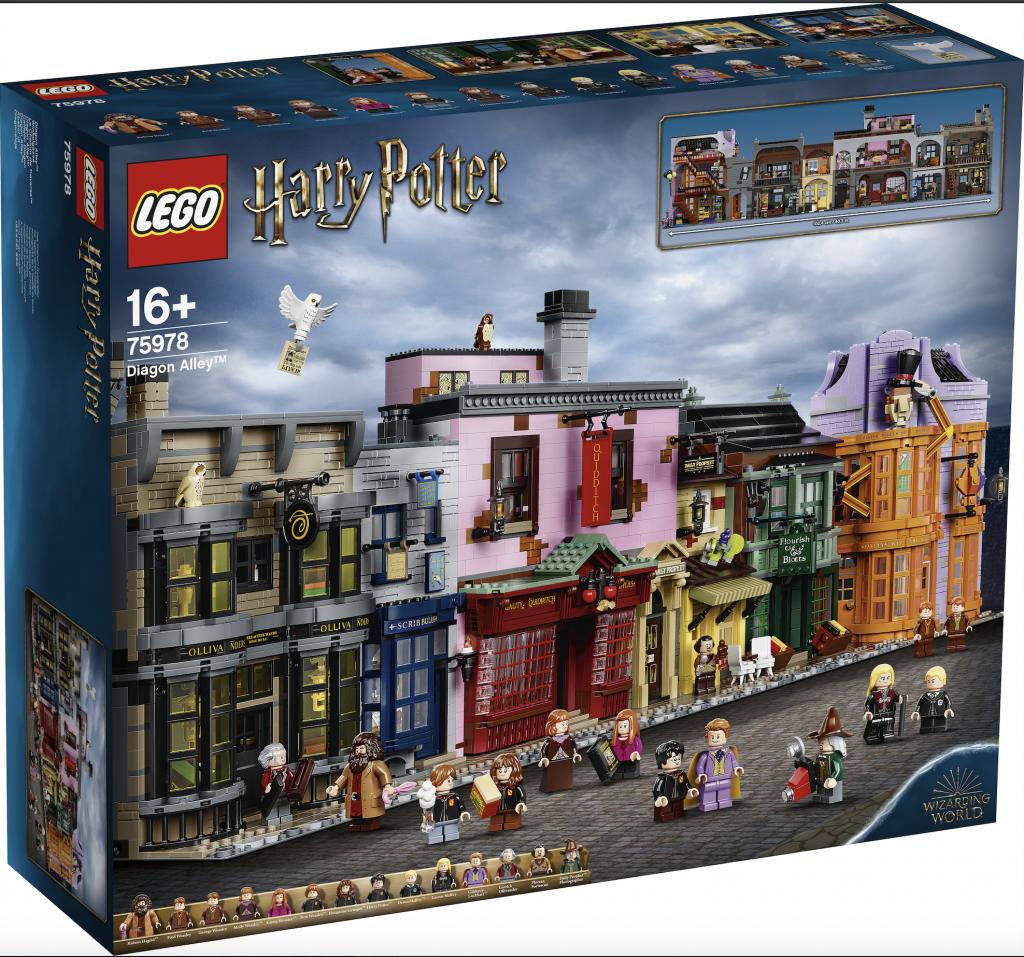 LEGO callejón diagon