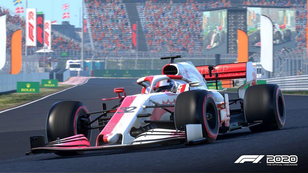F1 2020 nuevo dlc