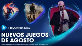 playstation now agosto