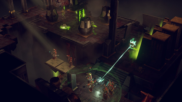 analisis Warhammer 40000: Mechanicus 2