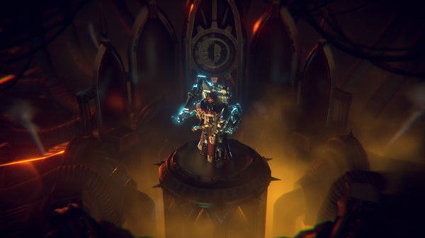 analisis Warhammer 40000: Mechanicus 3