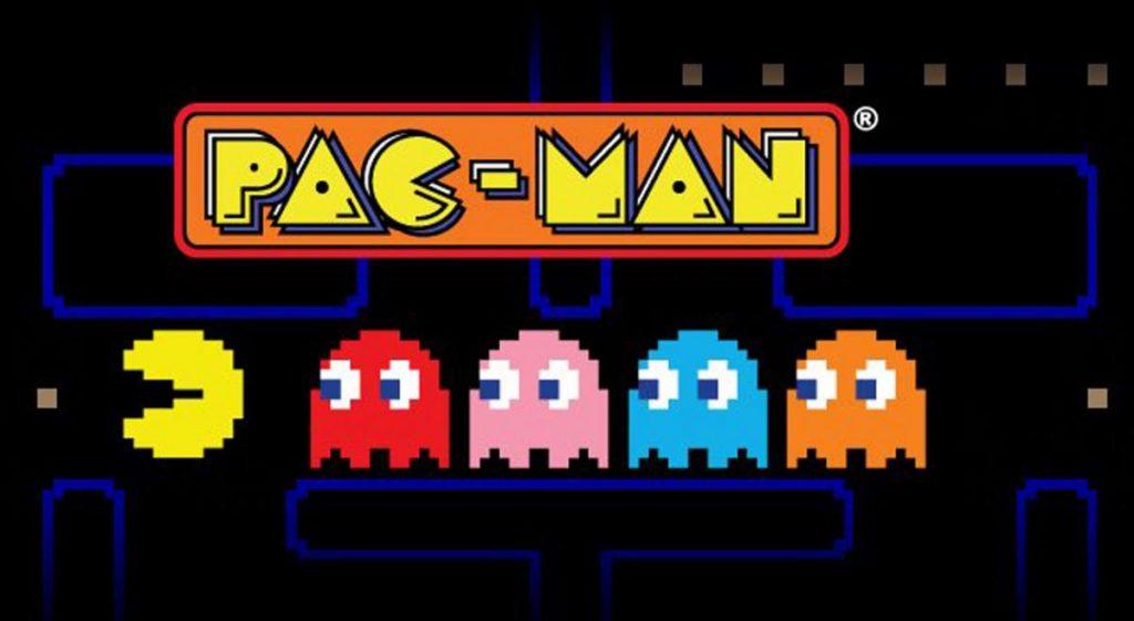 pac-man exposición