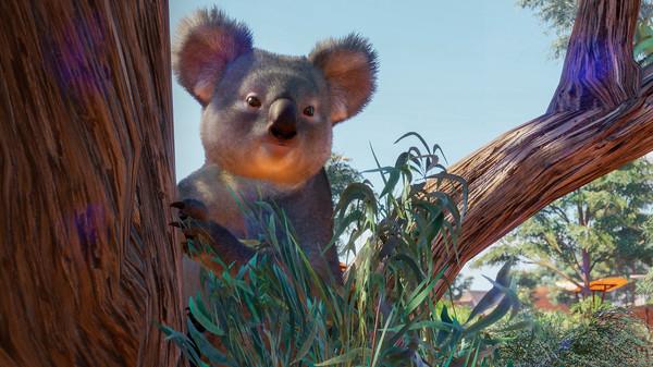 planet zoo australia