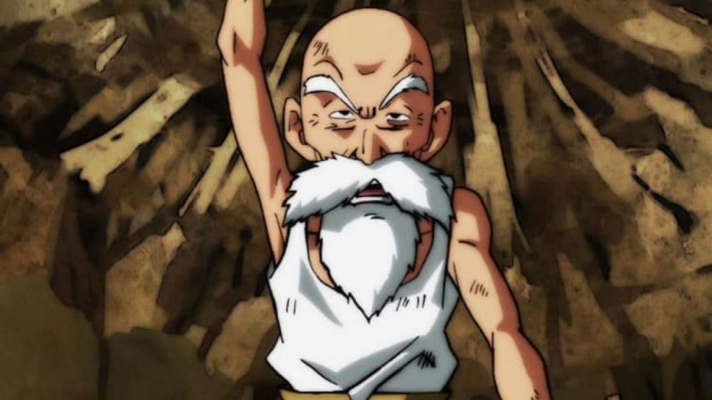 DRAGON BALL FighterZ roshi