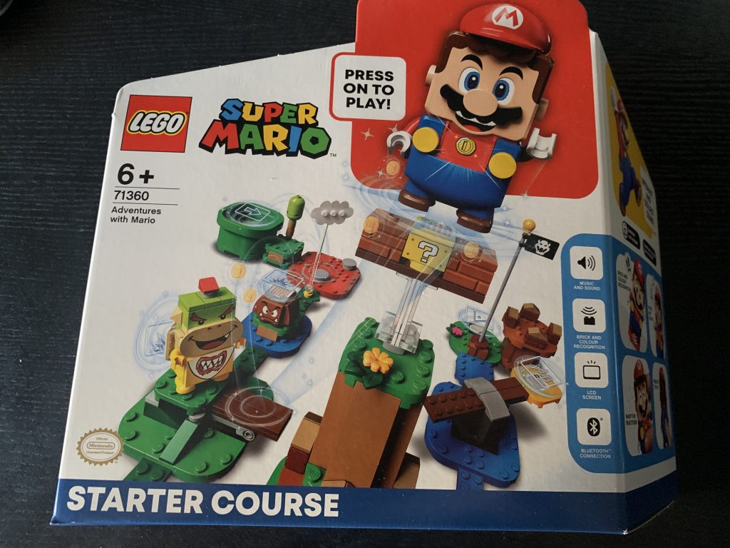 analisis lego super mario