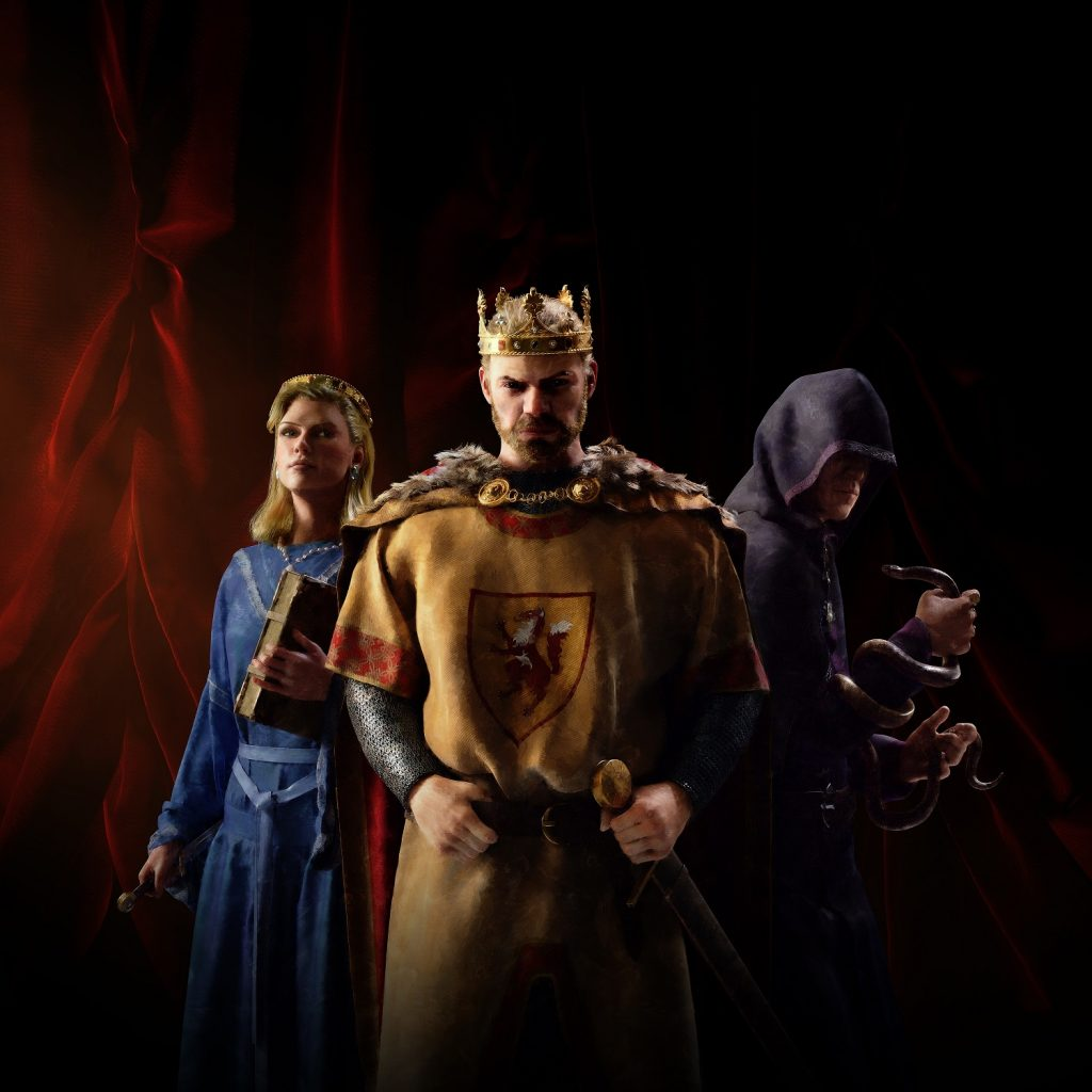 crusader kings iii parche