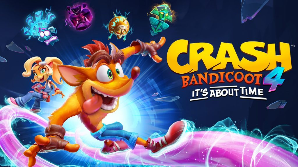 analisis crash bandicoot 4