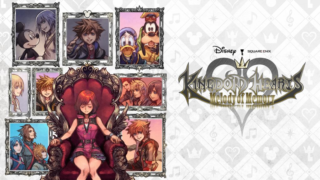 analisis Kingdom Hearts Melody of Memory