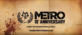 metro 10 aniversario