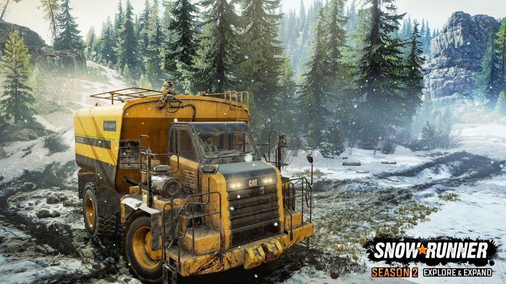 snowrunner novedades noviembre
