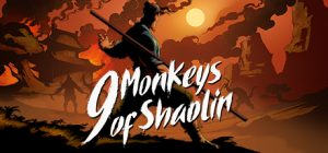 analisis 9 monkeys of shaolin