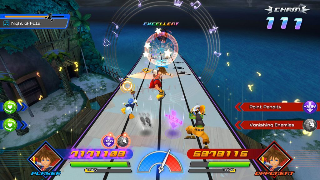 kingdom hearts melody 2