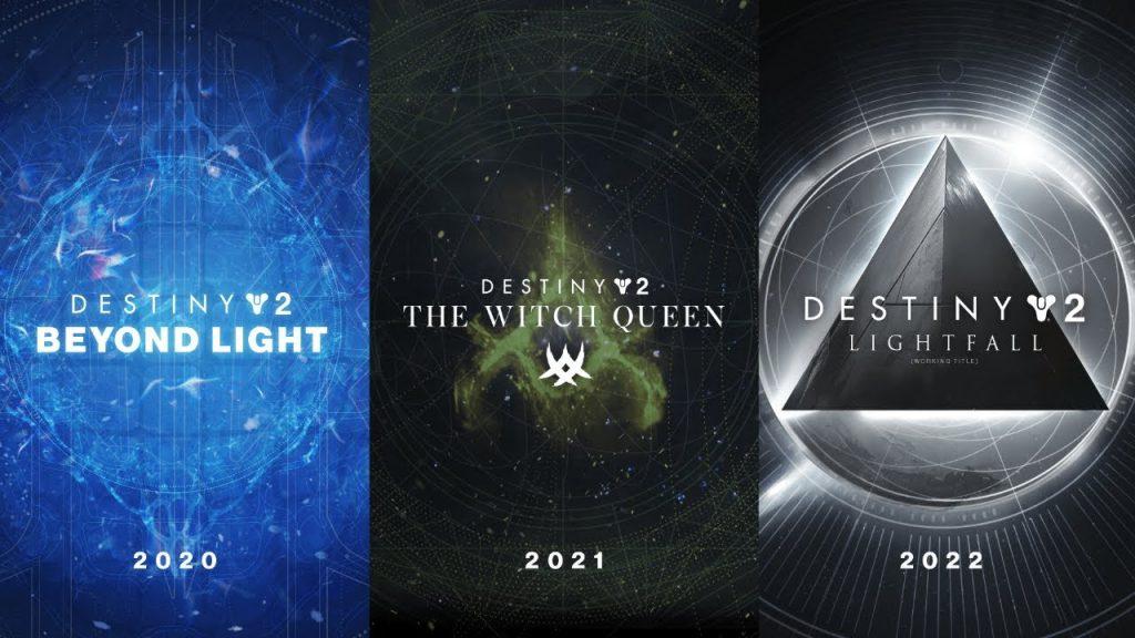 destiny 2 expansiones