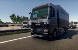 on the road truck simulator