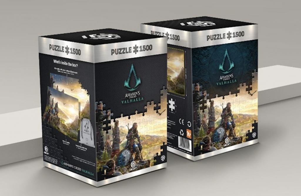 puzle videojuegos