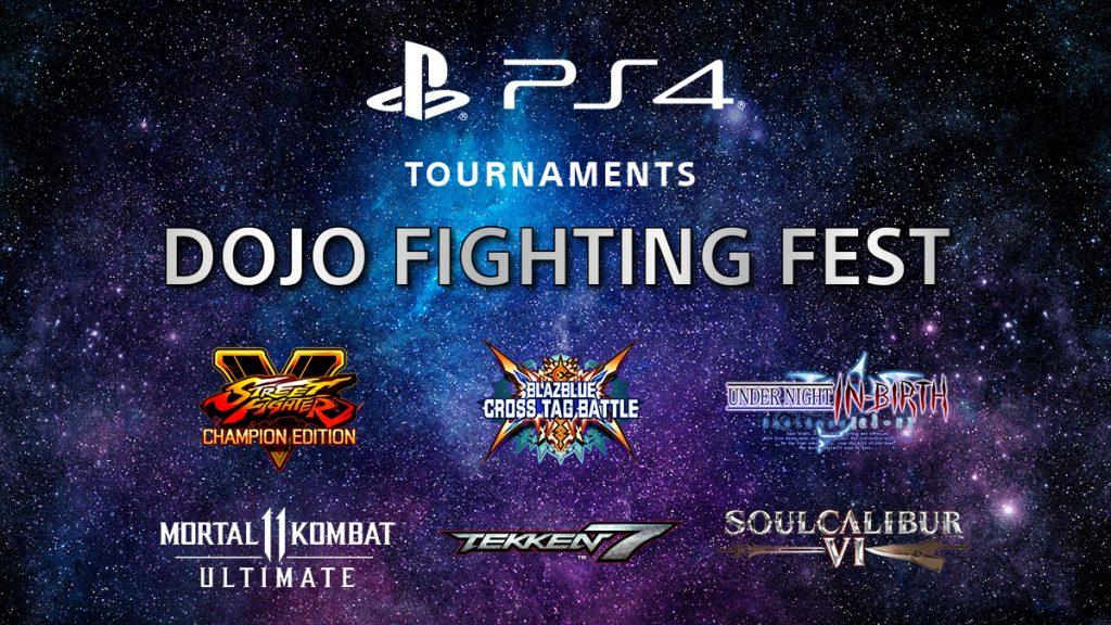 dojo fighting fest