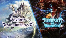 Saviors of Sapphire Wings