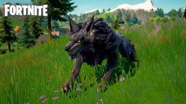 fortnite domar lobos