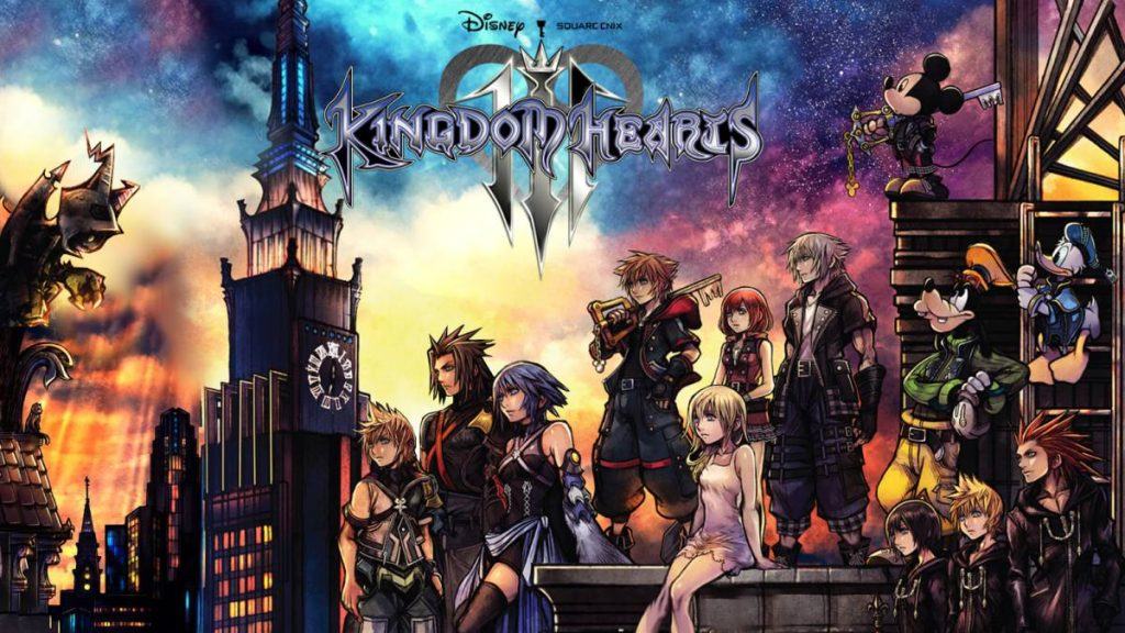 kingdom hearts iii pc