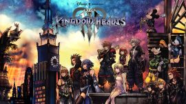 kingdom hearts iii pc