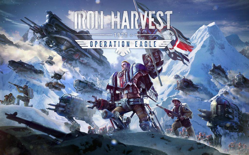 iron harvest battle4play header