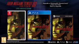 Shin Megami Tensei III Nocturne HD Rem